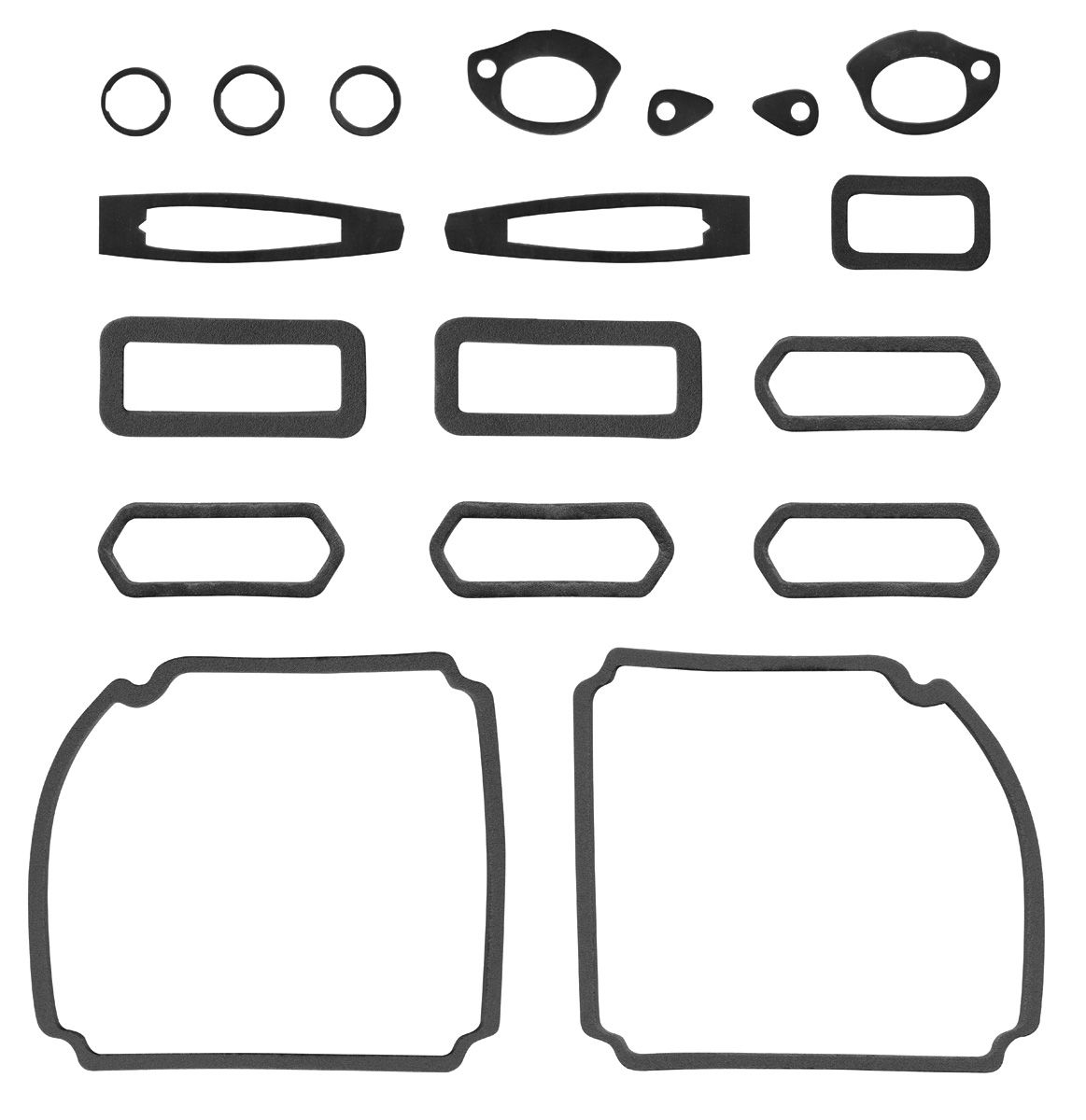 Paint Seal Kit Full Body El Camino Opgi
