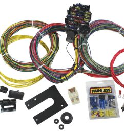 painless performance wiring harness 28 circuit classic plus non gm keyed dash ignition fits 1954 68 deville opgi com [ 1200 x 867 Pixel ]