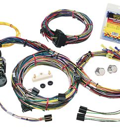 painless performance gto wiring harness muscle car gm 25 circuit wiring harness for 1969 mustang wiring harness for 1969 [ 1200 x 816 Pixel ]