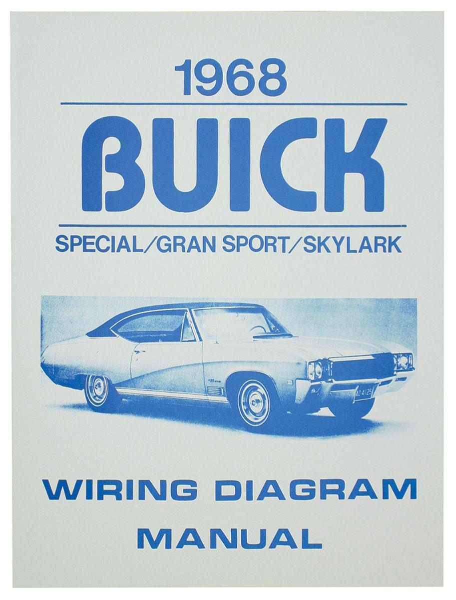 medium resolution of 68 buick skylark wiring diagram