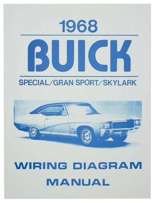 small resolution of 68 buick skylark wiring diagram