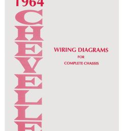 1966 el camino wiring diagram [ 922 x 1200 Pixel ]