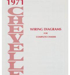 1971 el camino wiring diagram [ 943 x 1200 Pixel ]