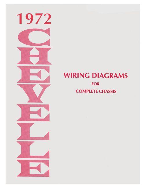 small resolution of chevelle wiring diagram manuals fits 1972 el camino opgi com on 87 el camino
