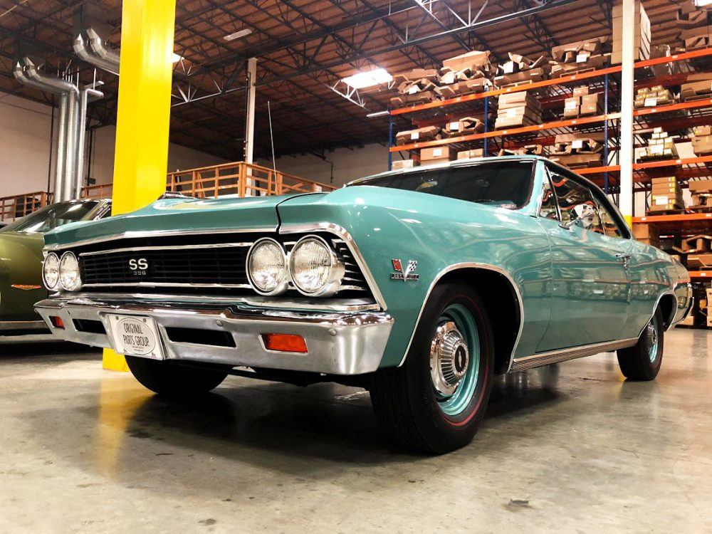 medium resolution of why the original parts group s 1966 ss396 chevelle has so many rare options will forever remain