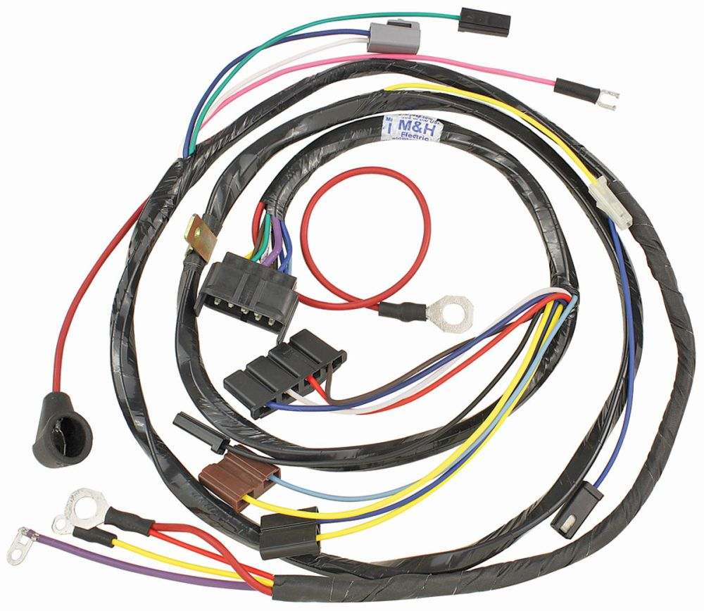 medium resolution of 1968 buick skylark underhood wiring harness 43 wiring 1966 gto wiring diagram 1966 gto ignition wiring diagram