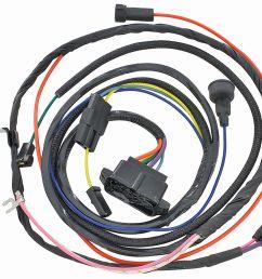 m h 1966 el camino engine harness 396 w warning lights 1967 el camino wiring harness 1967 [ 1200 x 1026 Pixel ]