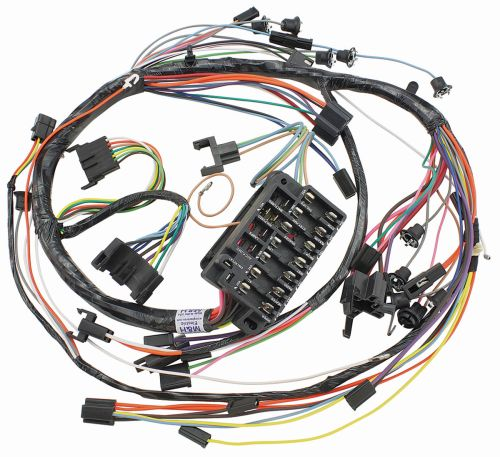 small resolution of 1967 chevelle dash wiring harness