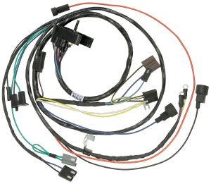 M&H Engine Harness V8 (with Automatic Transmission) Fits