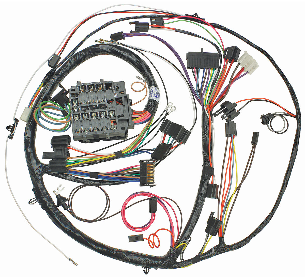 1972 monte carlo wiring harness
