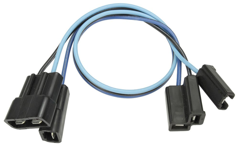 medium resolution of chevelle wiper motor extension harness 2 speed tap to enlarge