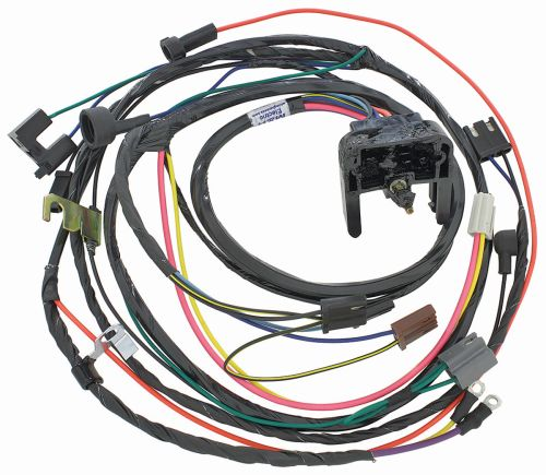 small resolution of m h chevelle engine harness 396 454 hei w manual trans fits 1970 1970 chevelle ss dash wiring harness 1970 chevelle wiring harness
