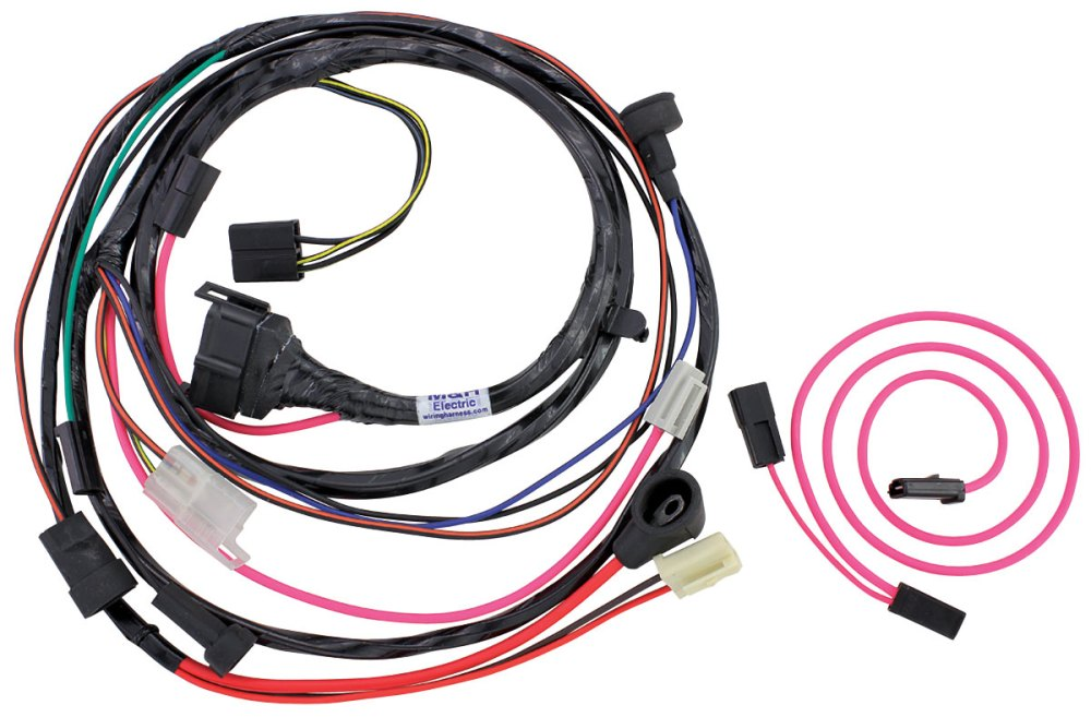 medium resolution of mh wiring harness simple wiring schema model a wiring harness m h 1967 gto engine harness for