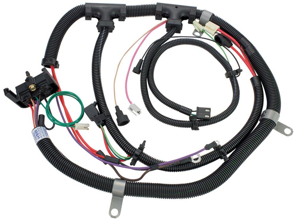 medium resolution of 1979 malibu engine harness v8