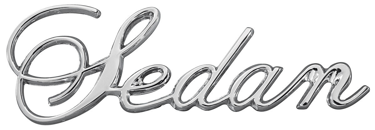 Eldorado Fender Emblem, 1971-76