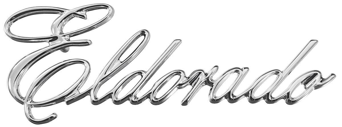 Quarter Panel Emblem, 1975-76