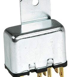 convertible top motor relay eldorado tap to enlarge [ 866 x 1200 Pixel ]
