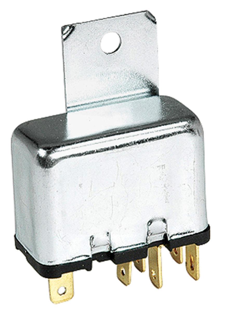 hight resolution of convertible top motor relay eldorado tap to enlarge