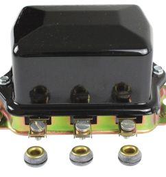eldorado voltage regulator with 45 amp generator illustrative only tap to enlarge [ 1200 x 993 Pixel ]