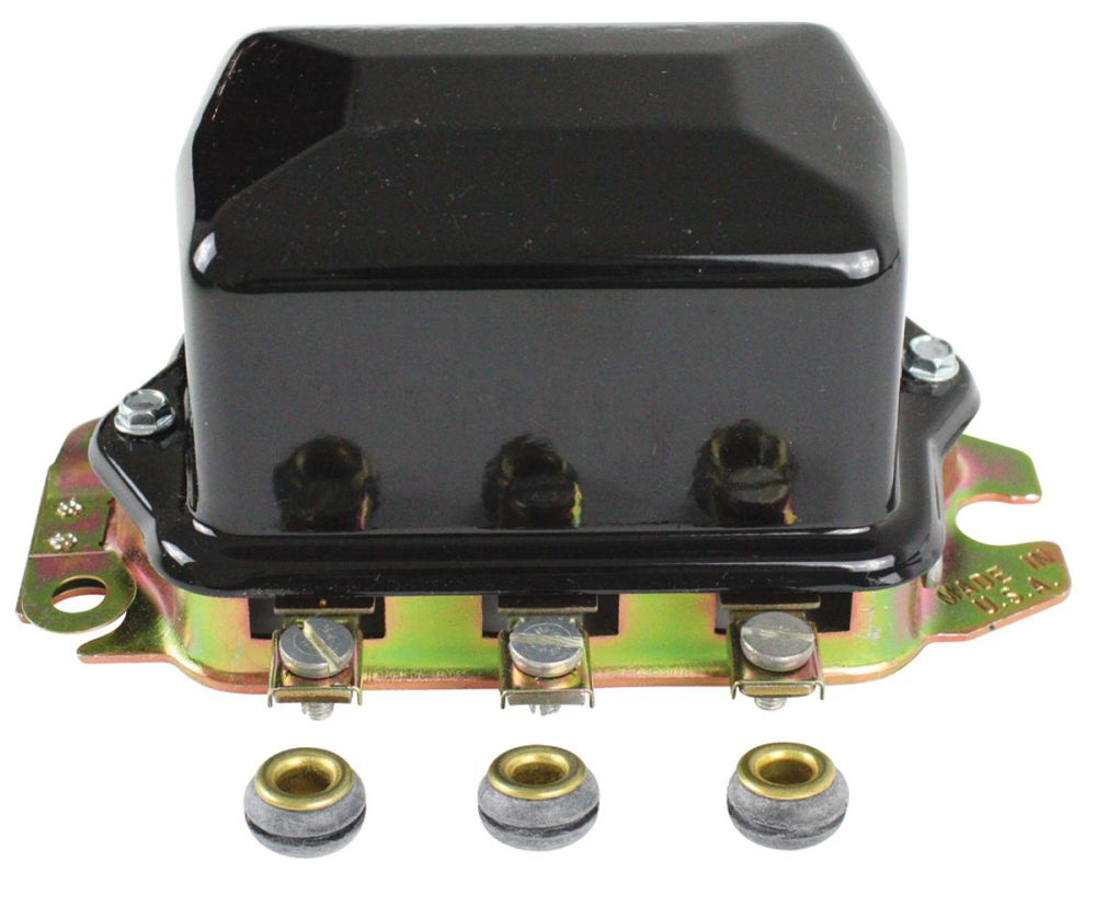 medium resolution of eldorado voltage regulator with 45 amp generator illustrative only tap to enlarge