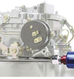 photo of carburetor fuel line filter kit performer series blue red filter click to enlarge [ 1200 x 675 Pixel ]