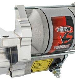 eldorado starter xs torque 200 ft lbs natural finish tap to enlarge [ 1200 x 1084 Pixel ]