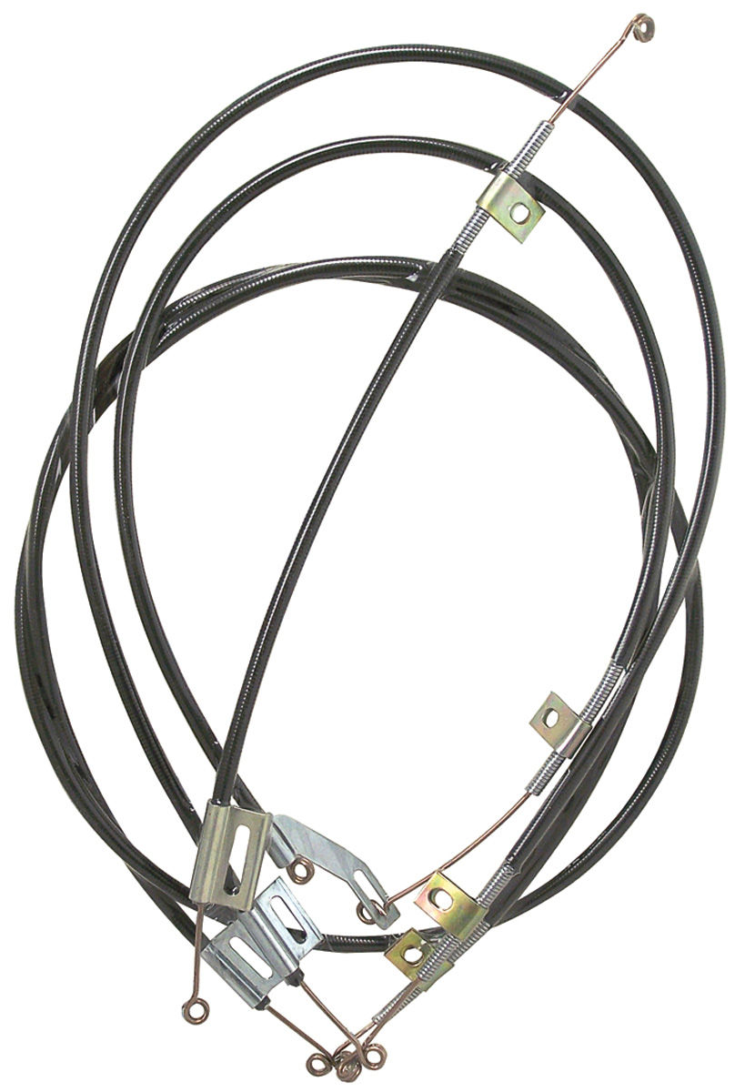 1965 Chevelle Heater & Air Conditioning Control Cable 3