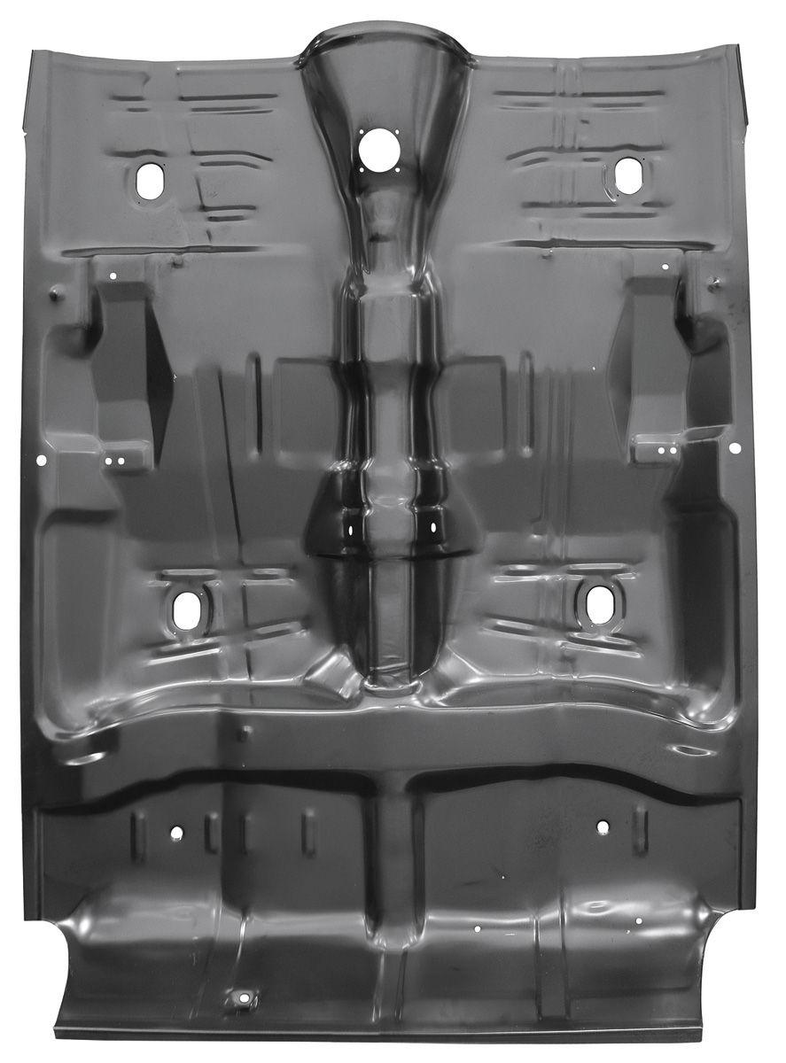 RESTOPARTS 196467 Floor Pan Complete Chevelle wo