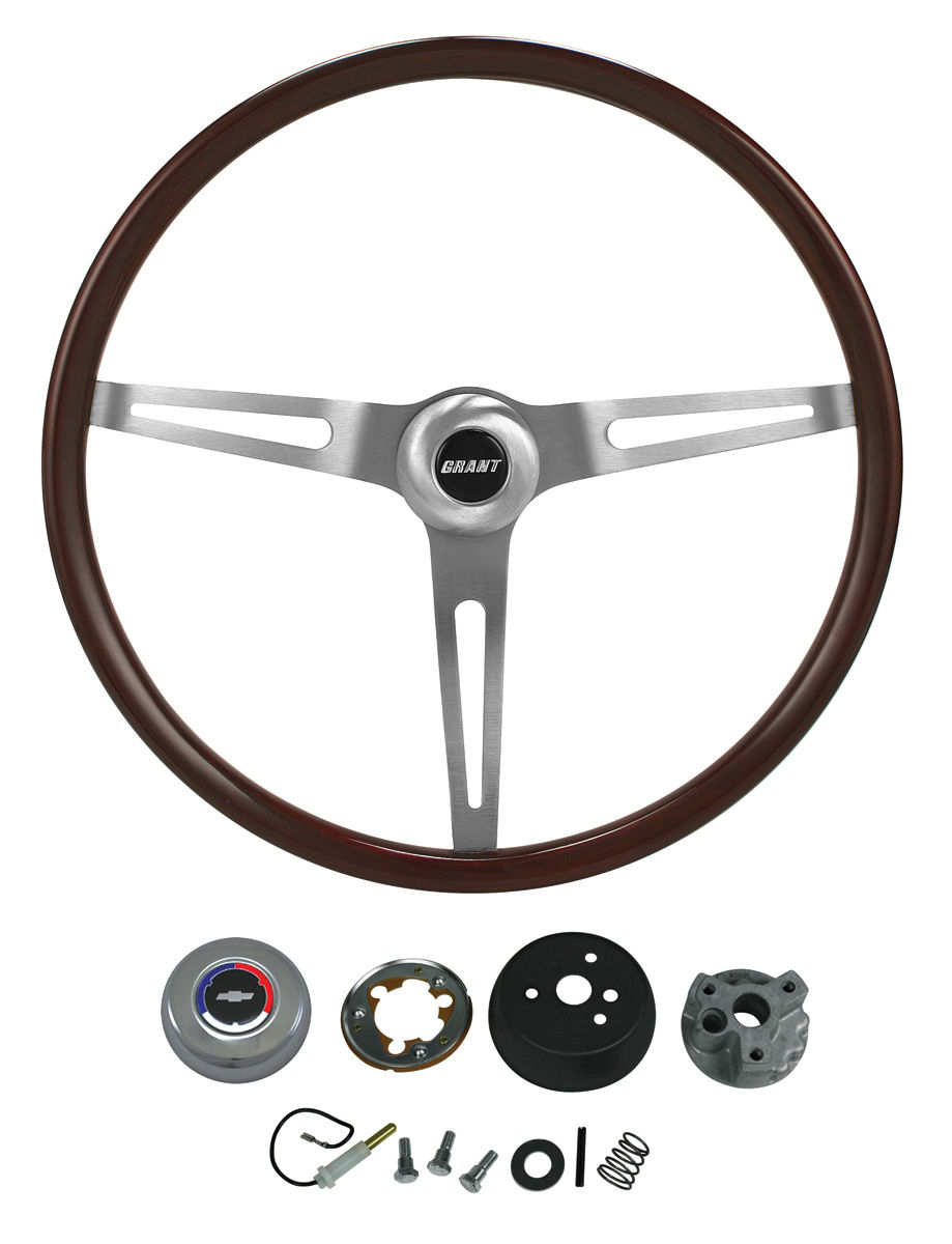 hight resolution of el camino steering wheel kits classic wood tap to enlarge