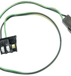 1968 lemans speaker wire harness dash [ 1200 x 977 Pixel ]