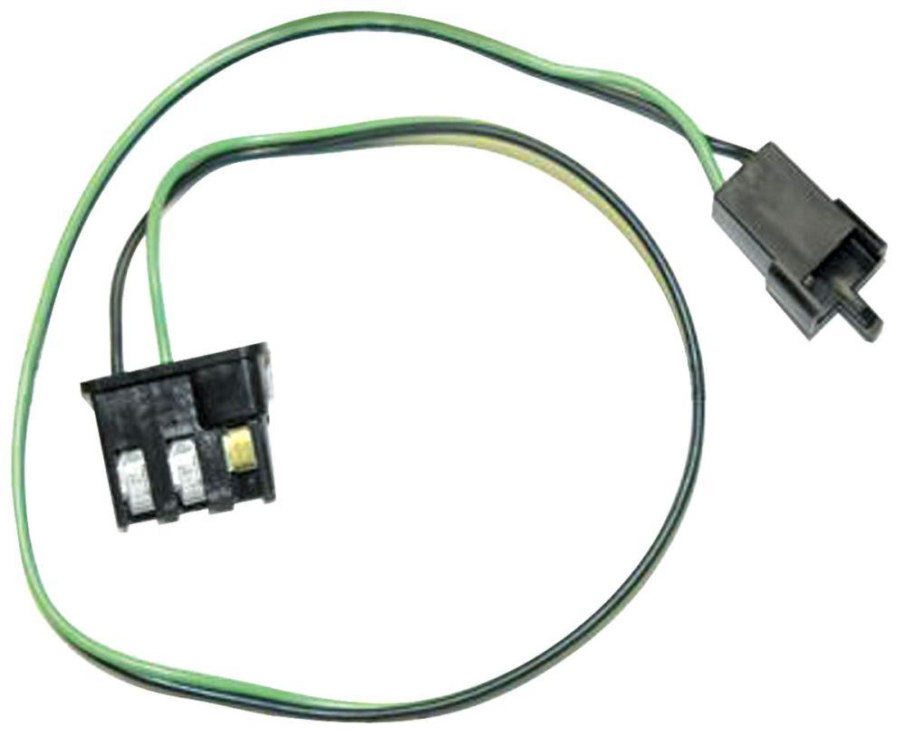 medium resolution of 1968 lemans speaker wire harness dash