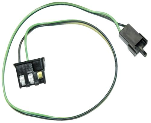 small resolution of 1968 lemans speaker wire harness dash