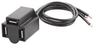 Headlight Plug Repair Harness ChevelleEl Camino, 3prong