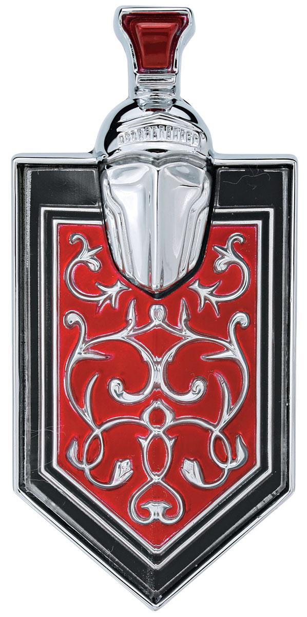 TRIM PARTS 1973 75 Monte Carlo Grille Emblem Crest