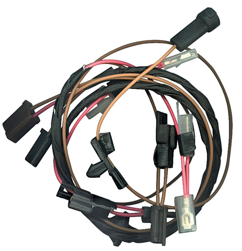 medium resolution of el camino cowl induction wiring harness tap to enlarge