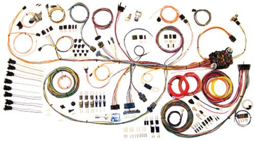 small resolution of american autowire 1964 1967 gto wiring kit classic update opgi com 65 gto pro street 65 gto wiring harness