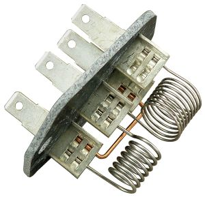 Old Air Products Blower Motor Resistor 4prong, wAC, exc ATC Fits 196872 Cutlass442 @ OPGI