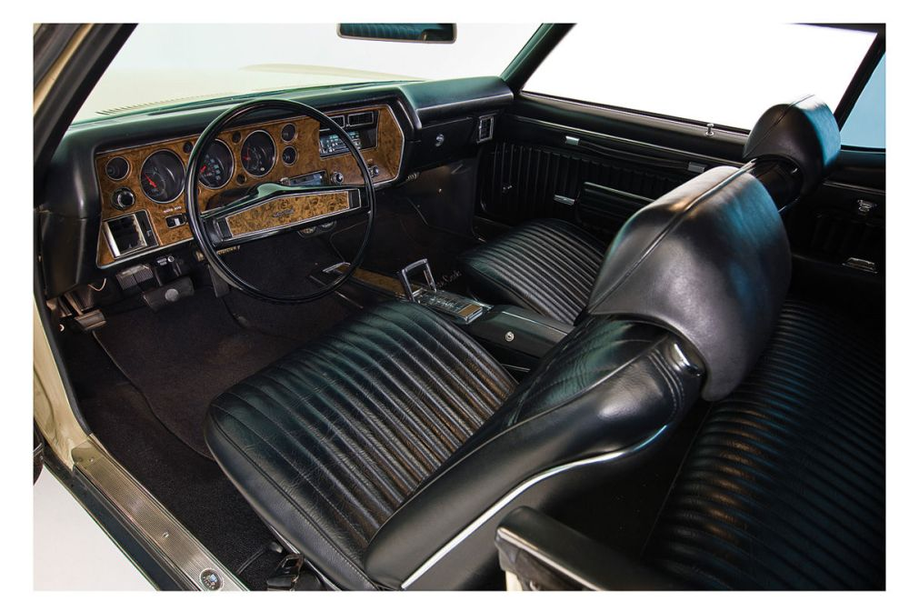 medium resolution of 1971 1972 interior kit stage iii monte carlo buckets