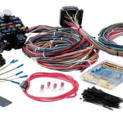 1984 Chevrolet C10 Wiring Diagram 89 Nissan 240sx Painless Performance 1978-88 Monte Carlo Harness, Muscle Car 21-circuit Classic @ Opgi.com