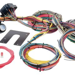 1968 Chevelle Wiring Diagram 1986 Chevy C10 Painless Performance Harness, Muscle Car 26-circuit Classic Plus @ Opgi.com