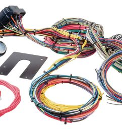 painless performance muscle car harness universal style 28 circuit classic plus fits 1964 77 chevelle opgi com [ 1200 x 659 Pixel ]