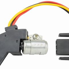 1967 Chevelle Steering Column Diagram 400ex Wiring Lectric Limited 1978-88 Monte Carlo Ignition Module To Coil Harness (hei) 6.75