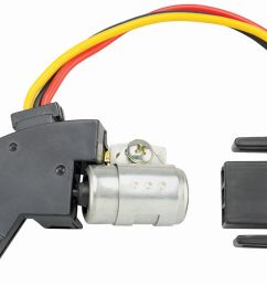 1975 77 grand prix ignition module to coil harness hei 6 75 wires [ 1200 x 763 Pixel ]
