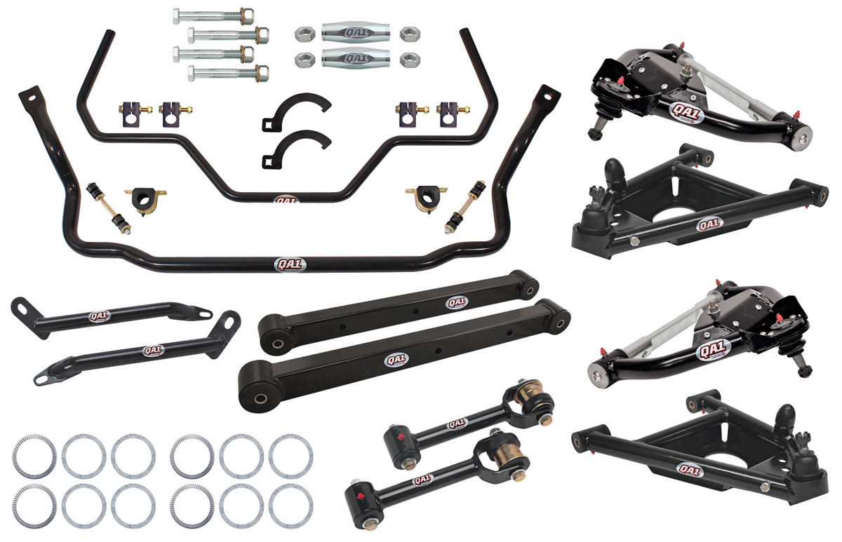 El Camino Handling Suspension Kits, G-Body, QA1 Without