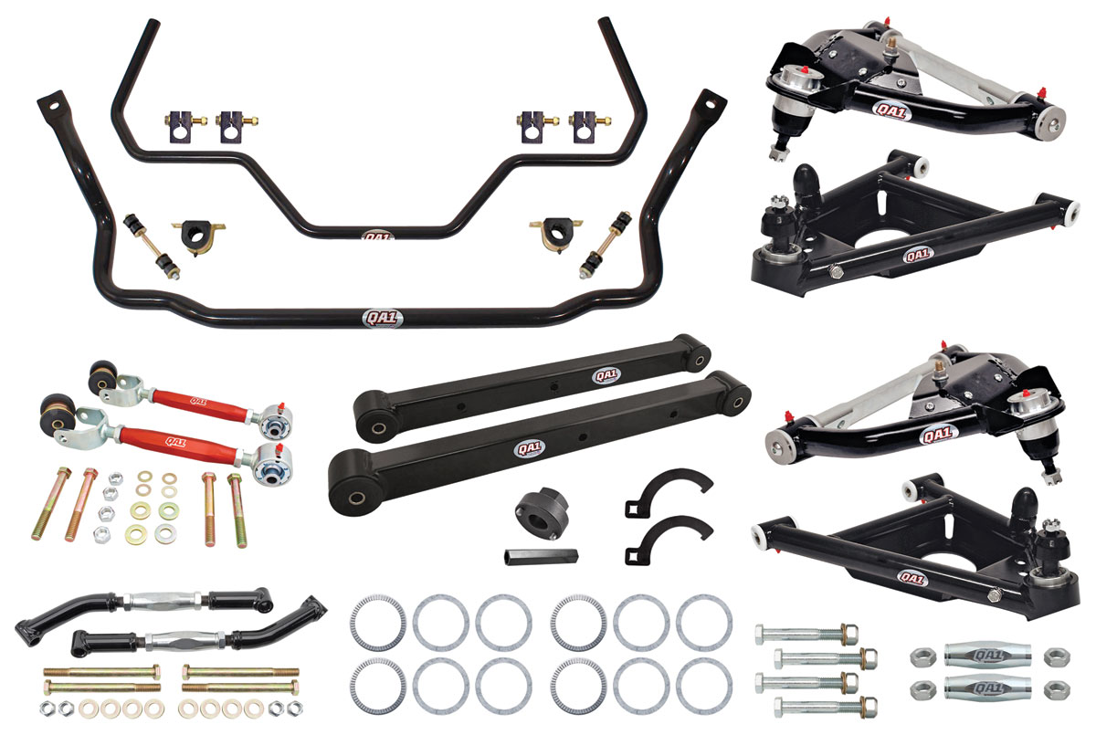 Monte Carlo Handling Suspension Kits, G-Body, QA1 Without