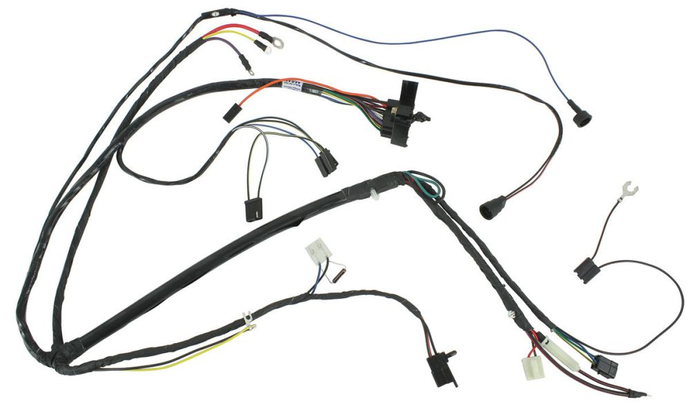 medium resolution of gto engine harness v8 w int reg illustrative only tap to enlarge