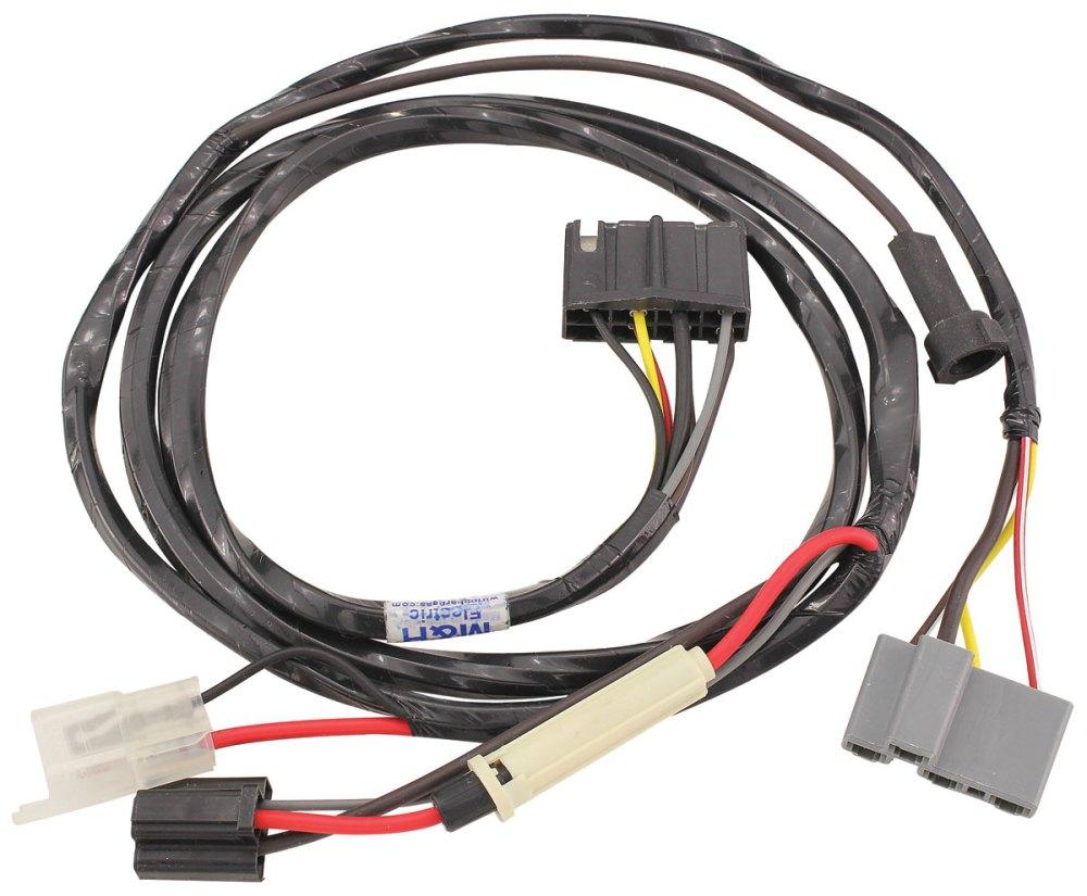 medium resolution of m h 1961 air conditioning harness tempest lemans w heater wiring rh opgi com 1972 pontiac le