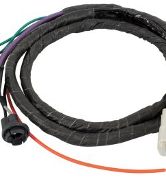 m h 1964 65 gto console wiring extension harness automatic [ 1200 x 867 Pixel ]