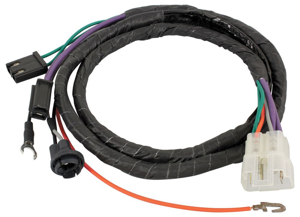 medium resolution of m h 1964 65 gto console wiring extension harness automatic