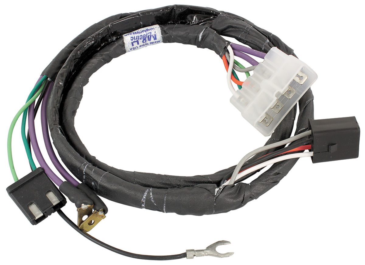 hight resolution of m h tempest console wiring extension harness automatic fits 1966 67 tempest opgi com